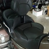 Russell Seat on Yamaha Venture Royale