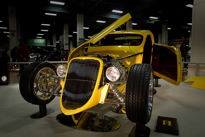 World of wheels 2012