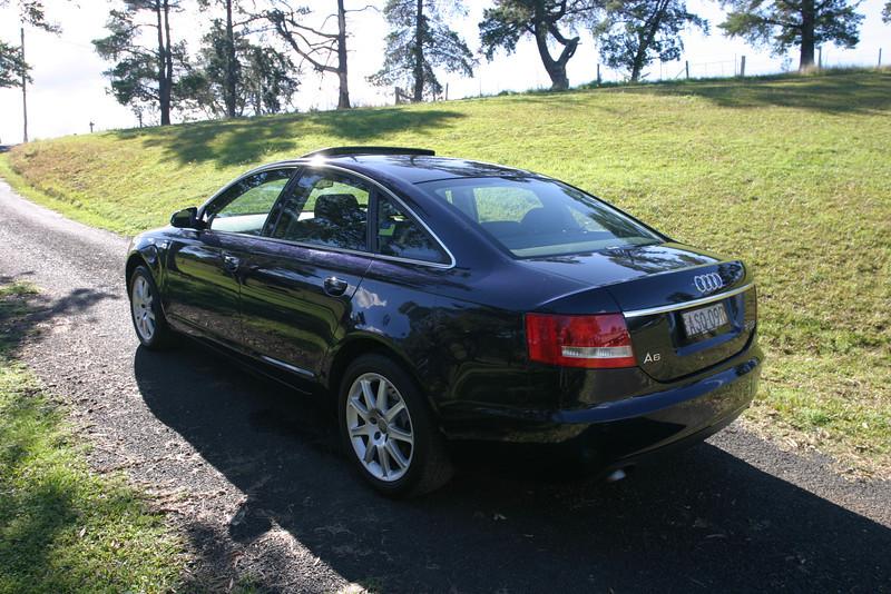 Audi A6 Turbo Diesel