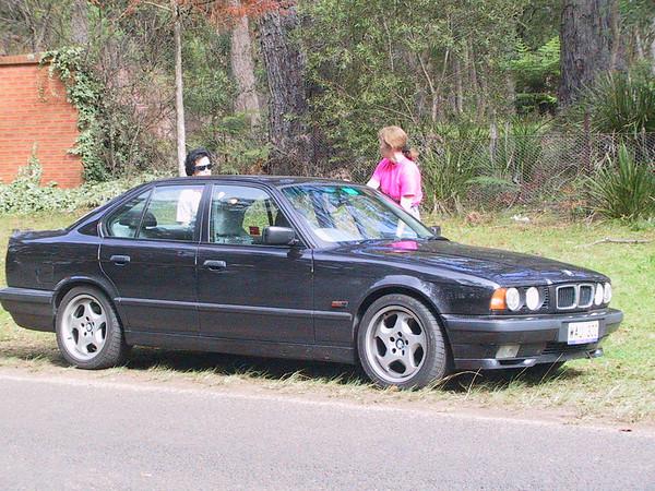BMW M540