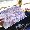"These were Slava's notes from yesterday's racing at Autodrome Chayka.  Remember Slava is the ""sport observer""."