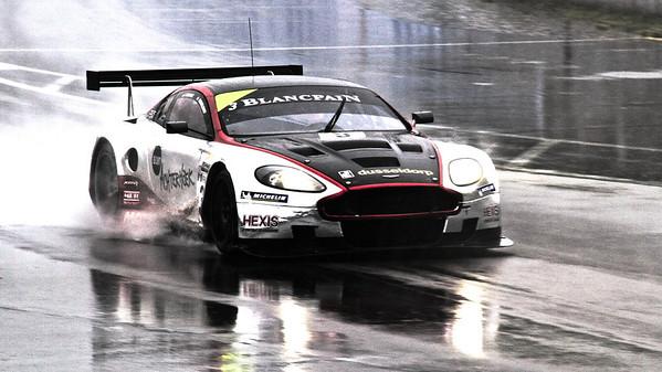 Achterhoek Aston Martin DB9
