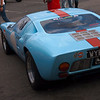 Ford GT40 at Ace Cafe London