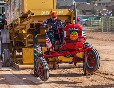 Tractor Pull in Cedar City, UT 2012