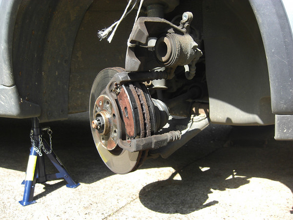 all that is left is reassembly of the caliper