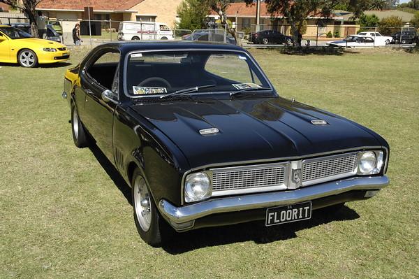 Monaro Day Lockleys SA 11th November 2007