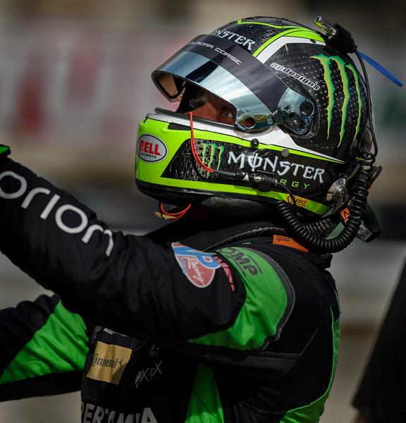 Corey Lewis  -  2017 Petit Le Mans