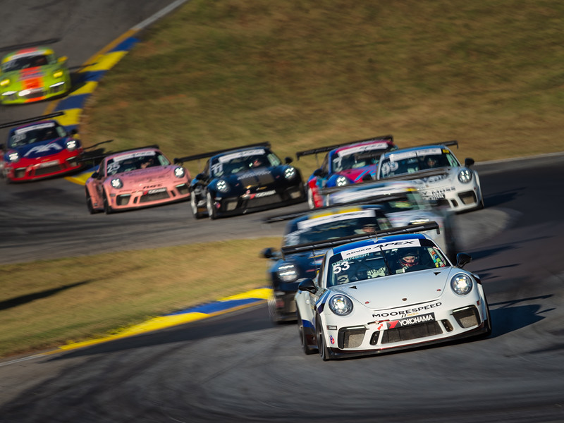 2019 Porsche GT3 Cup - Road Atlanta