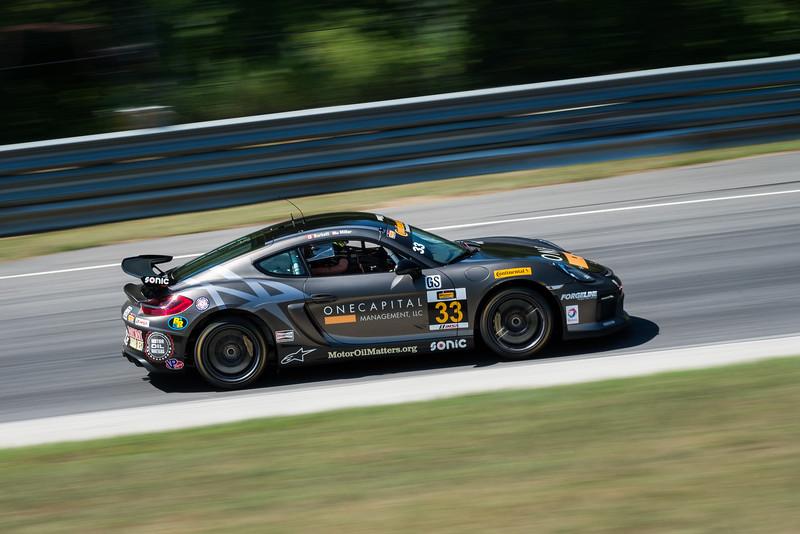 CJ Wilson Racing - Porsche Cayman GT4 CS