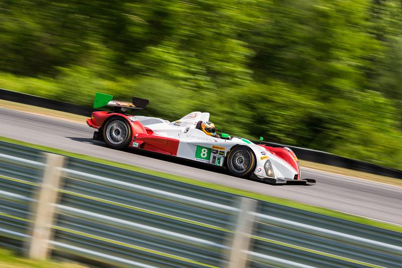 Starworks Motorsport ORECA FML09-Chevrolet -- Race winner!
