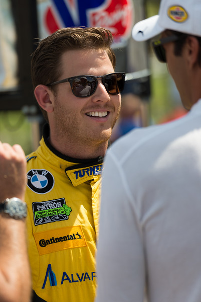 Turner Motorsports Driver  -- Michael Marsal