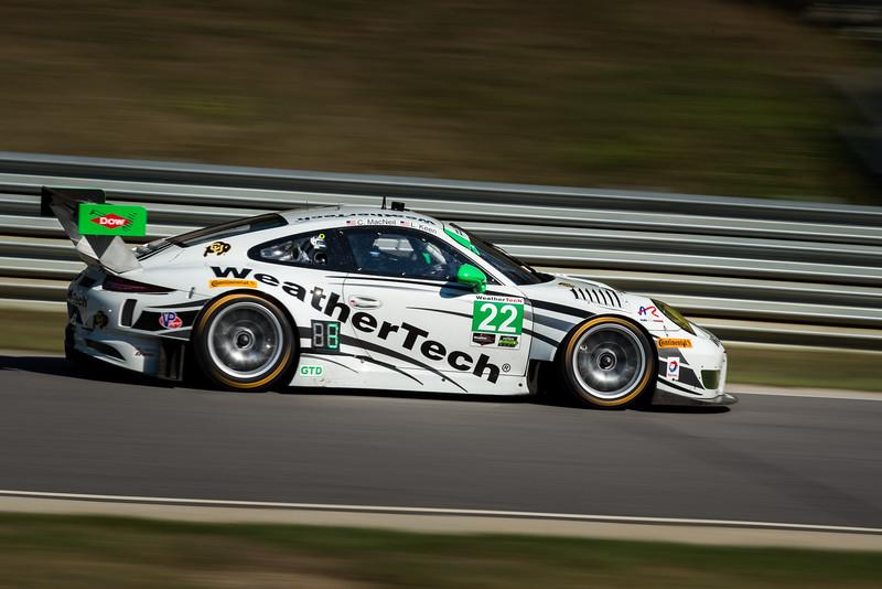 Alex Job Racing - Porsche 911 GT3 R - The Downhill