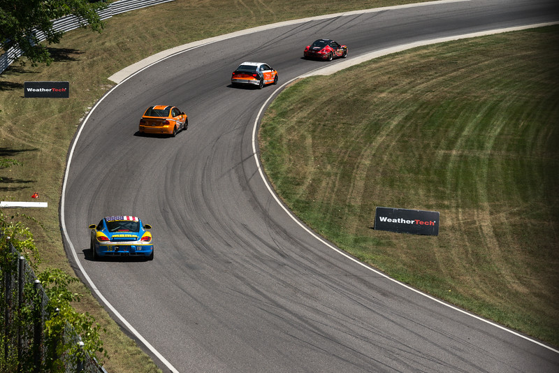 Lime Rock Park -- The Downhill