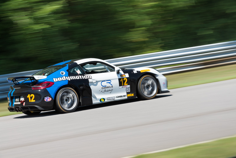 Bodymotion Racing - Porsche Cayman GT4 CS