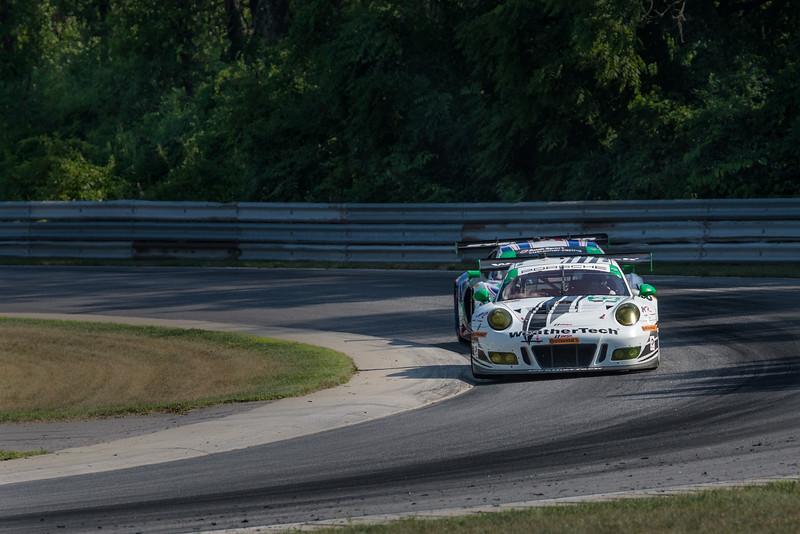 Alex Job Racing - Porsche 911 GT3 R