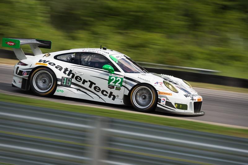Alex Job Racing - Porsche 911 GT3 R - Around Big Bend