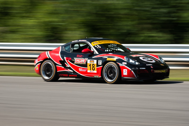 RS1 - Porsche Cayman (987)