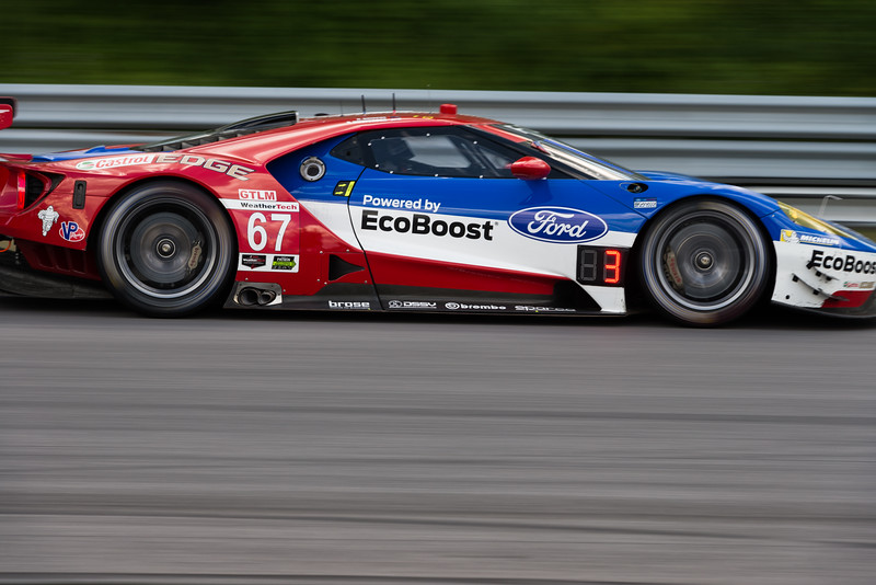 Ford Chip Ganassi Racing - Ford GT  -- one of two