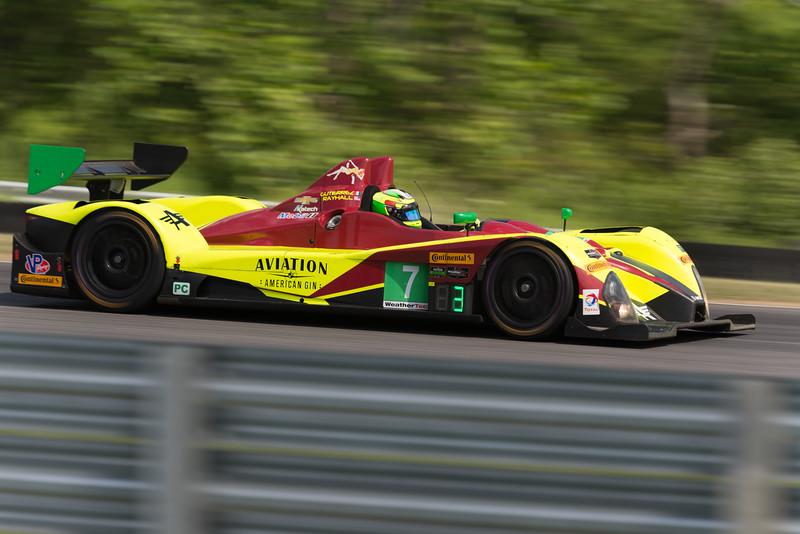 Starworks Motorsports ORECA FLM09-Chevrolet