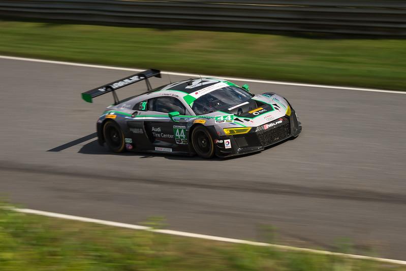Magnus Racing - Audi R8 LMS GT3