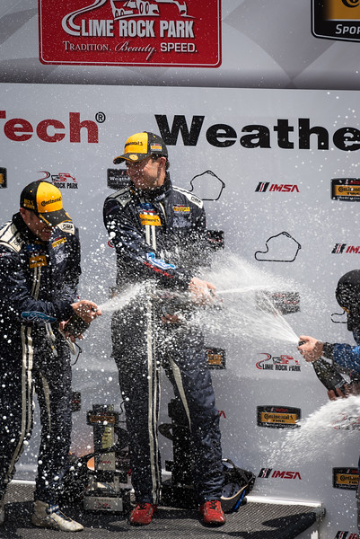 Winners -- Continental Sportscar Challenge