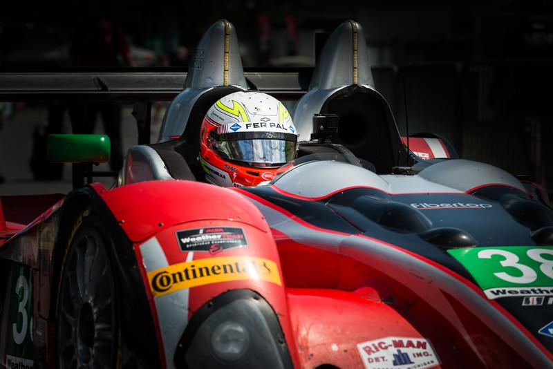 Kyle Marcelli - Performance Tech Motorsport - ORECA FLM09-Chevrolet