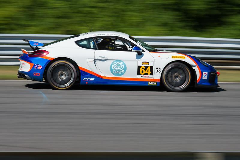 Team TGM - Porsche Cayman GT4 CS