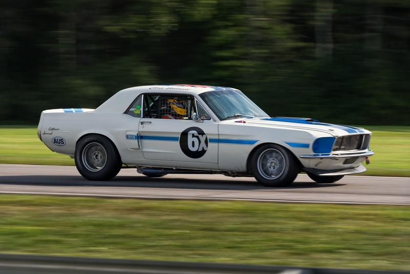 1968 Ford Mustang (Australia)