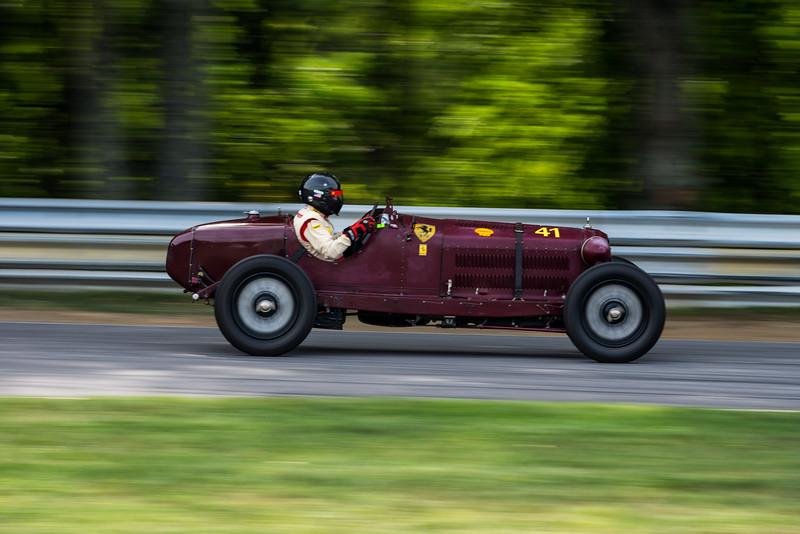 1933 Alfa Romeo 8C2600 Monza