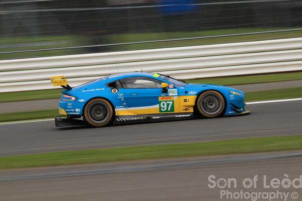 Aston Martin GTEpro at Village