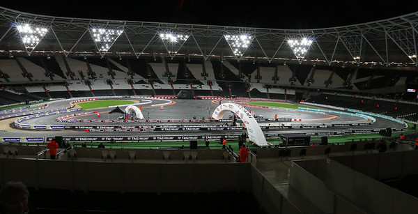 2015-11-19 Race of Champions, Olympic Park, London