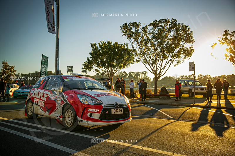 2019 Rally of the Bay - © Jack Martin Photography