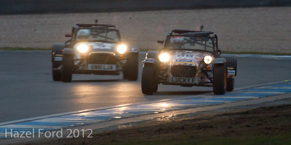 Autumn Trophy, Donington Park, October 2012