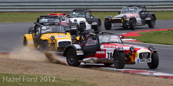 Snetterton Race September 2012