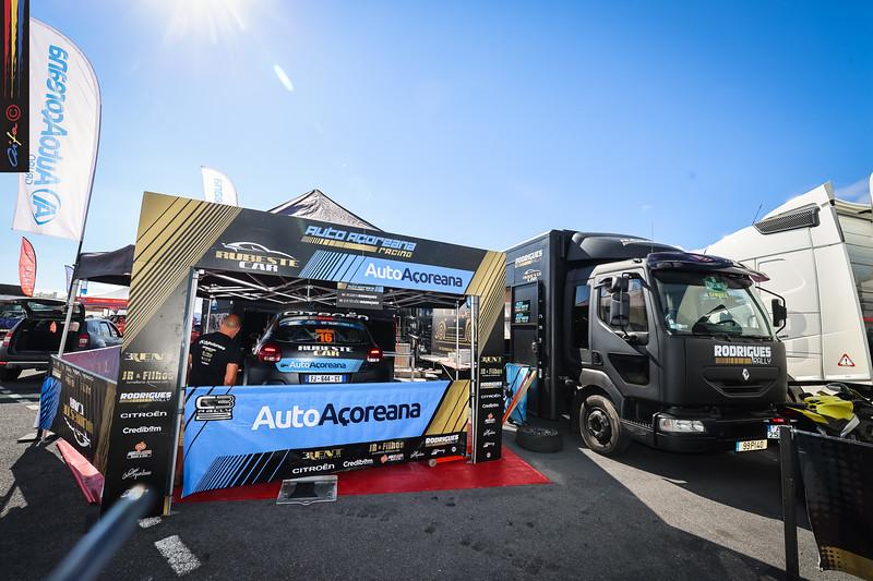 AUTO - ERC - AZORES RALLYE 2021