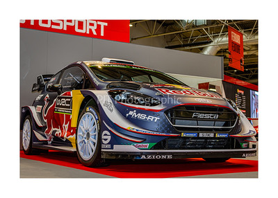 MSport Ford Fiesta RS WRC 18