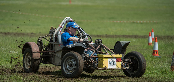 Monster Mulch 2014 Grass Autotest