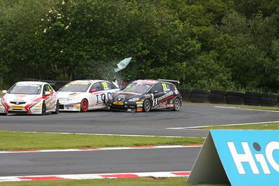 BTCC Oulton Park 2011