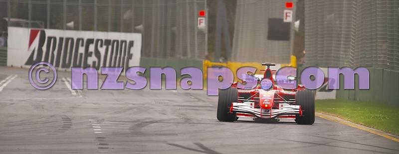 Best of shots from the 2006 Aussie GP
