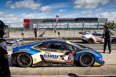 Barwell Motorsport Gard Lamborgini