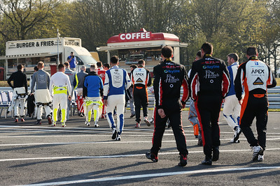 British GT Championship, Oulton Park, Cheshire, UK