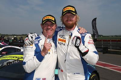 British GT Championship, Snetterton, Norfolk, UK