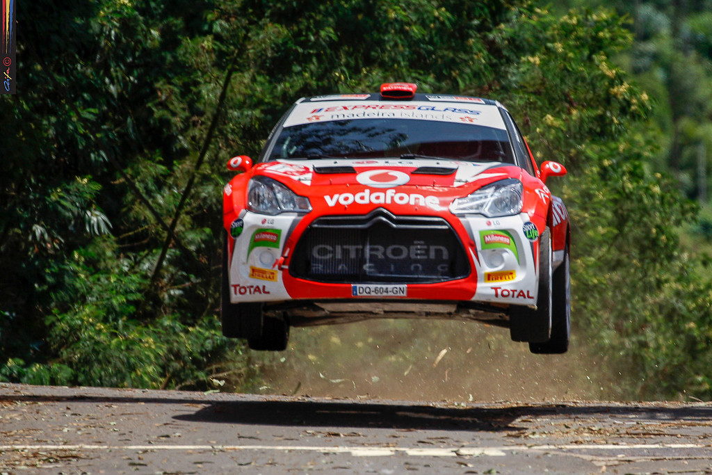 01 José Pedro FONTES Ines PONTES CITROEN DS3 R5  Action during the 2016 Rali VINHO MADEIRA from August 4 to 6, at Funchal Madeira Portugal - Photo José Nogueira / AIFA