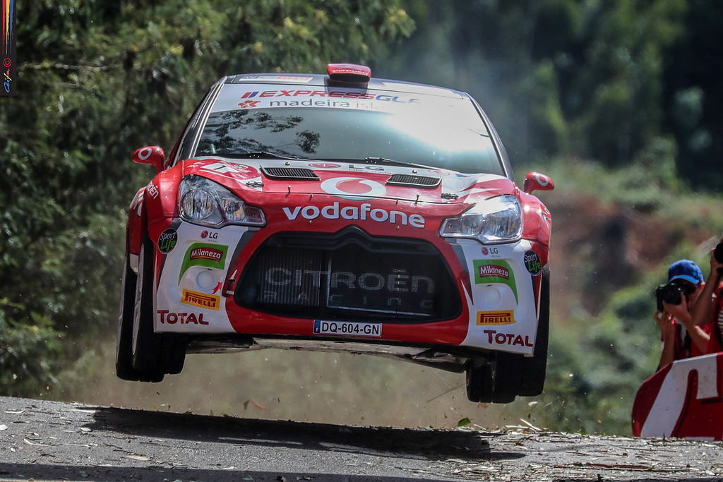 01 José Pedro FONTES Ines PONTES CITROEN DS3 R5  Action during the 2016 Rali VINHO MADEIRA from August 4 to 6, at Funchal Madeira Portugal - Photo Jorge Cunha / AIFA