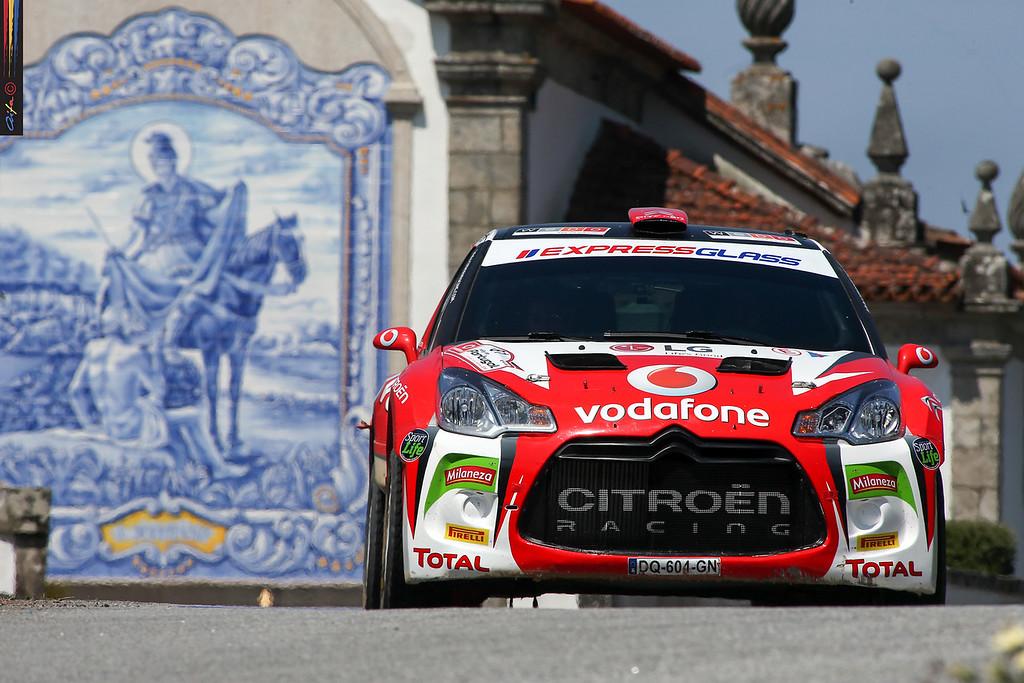 Rally  Portugal, World Rally Championship 2016