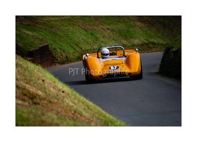 McLaren Can Am car on the hill