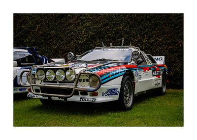 Lancia 037 Group B car
