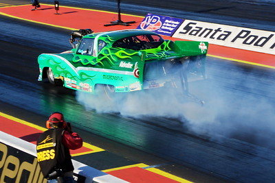 2010-09-12 Santa Pod FIA Drag racing Finals Day 2 Finals