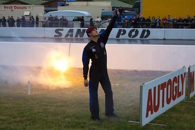 2011-05-29 Santa Pod FIA Drag Racing Main Event, Day 2, Display's