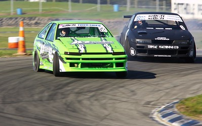 NZ Drift Series - Round 3 - Ruapuna